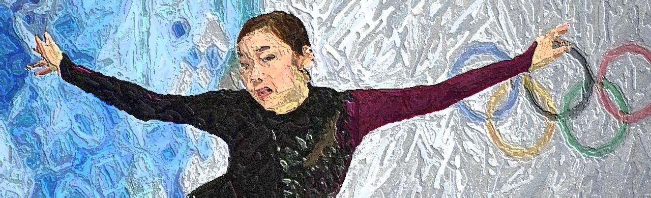 Eiskunstlauf - Olympische Spiele